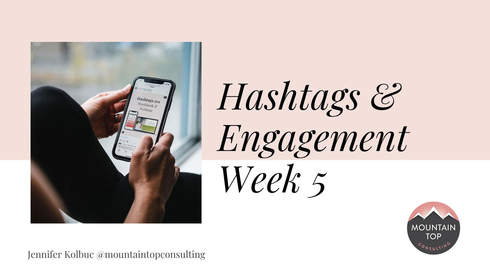 Instagram Group Coaching for Entrepreneurs