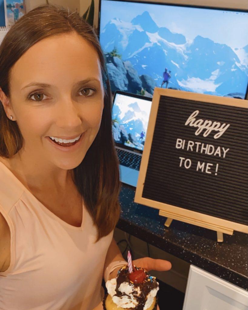 Happy birthday bonus for Instagram